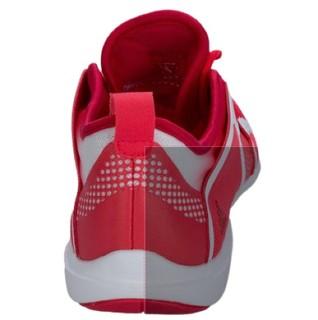 adidas 阿迪达斯 Adipure 360.4 女士休闲运动鞋 AQ4201 红色 37