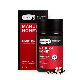 88VIP : Comvita 康维他 纯天然 麦卢卡蜂蜜UMF15+ 250g *2件