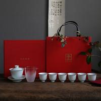 海洲窑  简约陶瓷功夫茶具 *2件
