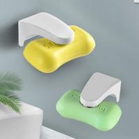 创意家用磁吸香皂盒
