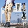 【工装系列】森马秋新款大口袋工装裤男长裤男士休闲裤裤子男男裤