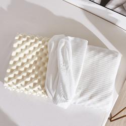 乳胶枕 泰国进口天然乳胶91%原料颈椎枕 (压缩包装) 58*38CM 单只装