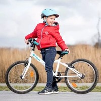 DECATHLON 迪卡侬 ORIGINAL 100 20寸 多功能儿童自行车