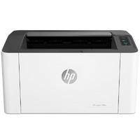 历史低价、补贴购:HP 惠普 Laser 108w 黑白激光打印机