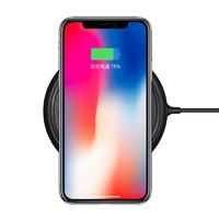 mophie苹果无线充电器 快充版 适用新iphone8/8plus/iPhoneX