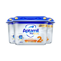 Aptamil 爱他美 白金双重HMO幼儿配方奶粉2+段 800g*3罐