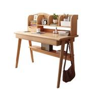 HEYOU 禾友 hy8180 全实木书桌 单轴 0.8m