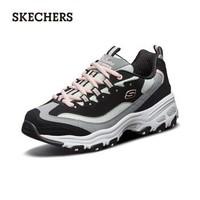 Skechers 斯凯奇 13143-BKGY 女式休闲鞋 +凑单品