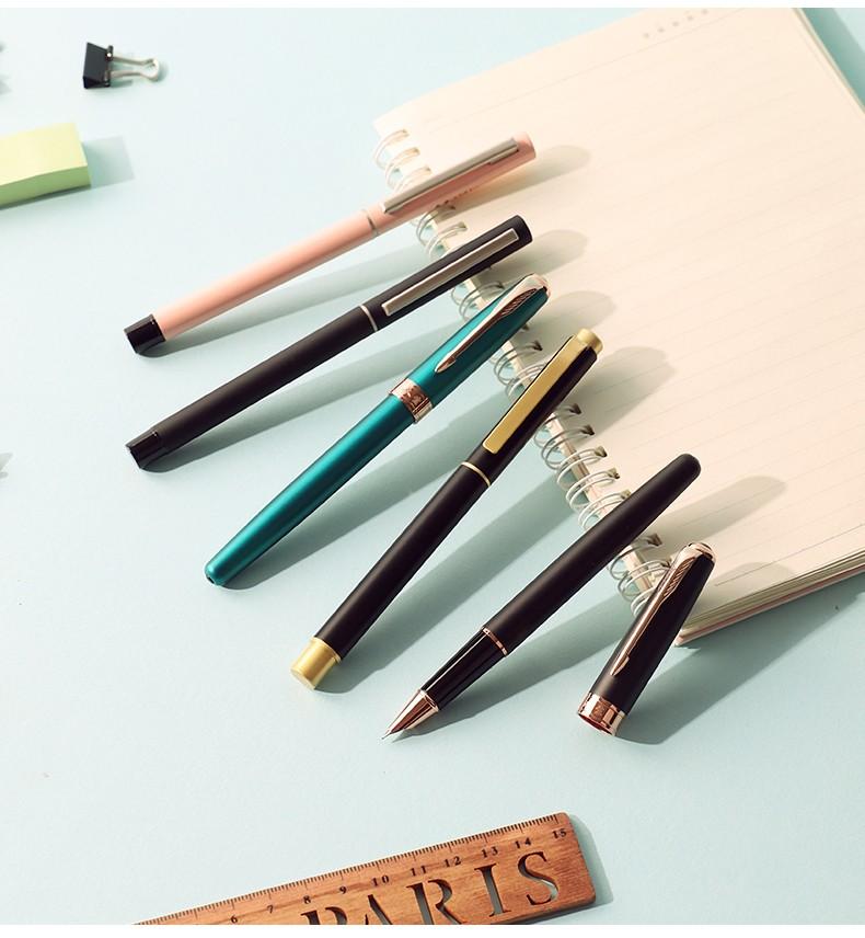 eosin 永生 3351 正姿钢笔 多色可选 送10支墨囊+3个笔尖