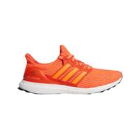 adidas 阿迪达斯 Ultra Boost 4.0 中性跑鞋 FW3722 警报红荧光/橙色/浅米色/金金属