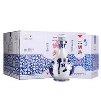 送礼佳品: 牛栏山 二锅头青花瓷52度  500ml*6瓶