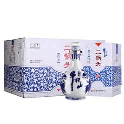 牛栏山 二锅头青花瓷52度  500ml*6瓶