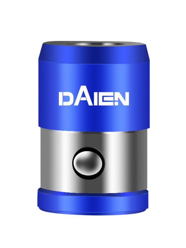 戴恩工具 蓝白防打滑磁环 1个