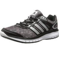 adidas 阿迪达斯 DURAMO 6  男士跑鞋 B40945 黑色/金属/银色/白色 41