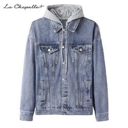 La Chapelle  男士秋冬款牛仔外套