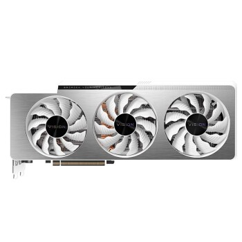 GIGABYTE 技嘉 GeForce RTX 3080 VISION OC 显卡 10GB