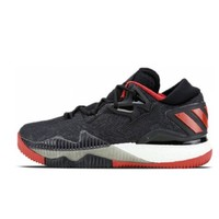 adidas 阿迪达斯 Crazylight Boost 2016 男士篮球鞋 BW0625 黑红灰 42