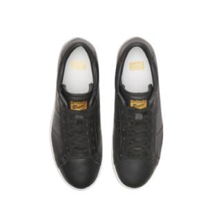 Onitsuka Tiger 鬼塚虎 LAWNSHIP 2.0 中性休闲运动鞋 D715L 黑色 37.5