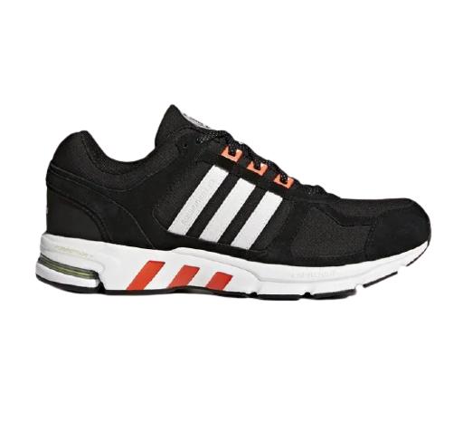 adidas 阿迪达斯 Equipment 10 女士跑鞋 CM8339 黑色/亮白 42