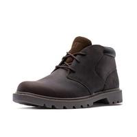 CAT 卡特彼勒 STOUT P719204 男士牛皮革休闲靴
