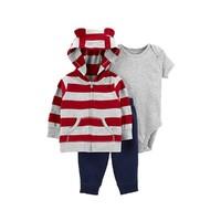 Carter's 孩特 婴儿连体衣3件套