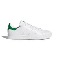 adidas Originals STAN SMITH 中性休闲运动鞋 M20324 白色/绿色 38