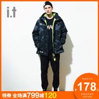 it :CHOCOOLATE 0129XBB 男式绒线帽