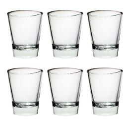 玛莎蒂欧 无铅玻璃杯 6只