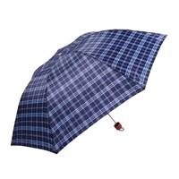 MALEEJIA 迈乐佳 单人折叠格子雨伞