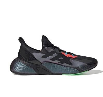 adidas 阿迪达斯 X9000L4 中性跑鞋 FW4910 黑色 36