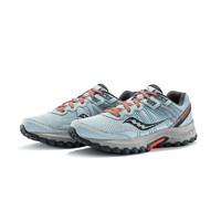saucony 索康尼 EXCURSION TR14 女士跑鞋 S10584-2 浅兰 35.5