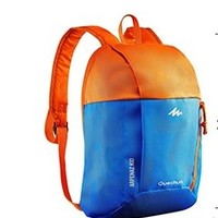 DECATHLON 迪卡侬 MH100 儿童旅行背包 8579722 橙蓝 7L