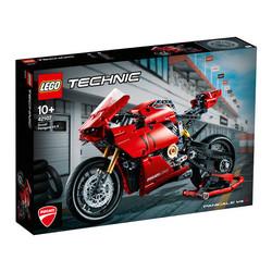 LEGO 乐高 机械组系列 42107 杜卡迪V4R摩托车