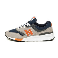new balance 997H系列 997 中性跑鞋 CM997HEX 灰色/白色 45