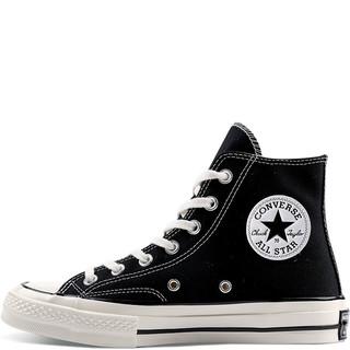 CONVERSE 匡威 all star 70s系列 1970s 中性运动帆布鞋 162050C 黑色 36