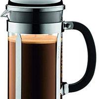 中亚prime会员 : BODUM Chambord 8 Cup 法国按压咖啡机 1L