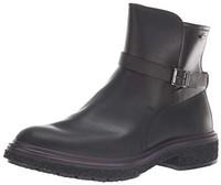ECCO 爱步 Crepetray酷锐系列 女士Gore-tex防水粗跟真皮短靴 200853