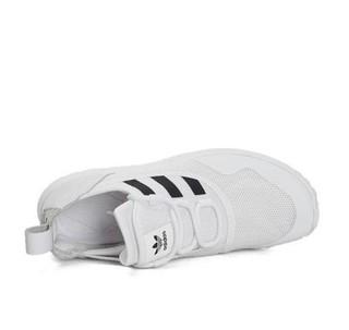 adidas Originals ZX系列 ZX Flux ADV 女士跑鞋 BB2286 白/黑 36.5
