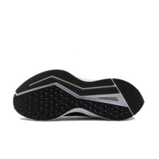 NIKE 耐克 Zoom Winflo 6 男士跑鞋 AQ7497-001 黑/白/灰 41.5