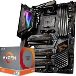 MSI 微星 MEG X570 ACE战神主板 + AMD 锐龙 9 3900X处理器套装