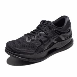 ASICS亚瑟士2020春夏男跑步鞋缓震透气 MetaRide 黑色 42