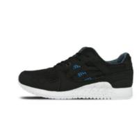 ASICS 亚瑟士 Gel-Lyte III 男士跑鞋 DN6L0-9090 黑/白/蓝 41