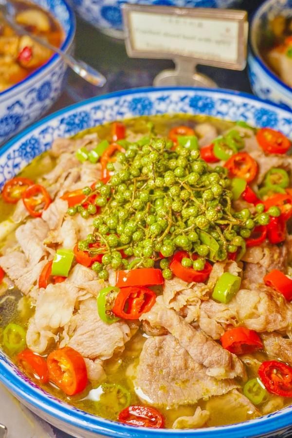 上海万达瑞华酒店半自助午餐