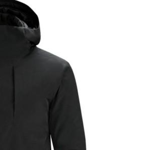 ARC'TERYX 始祖鸟 男士户外棉服 ARC00UE 黑色 XL