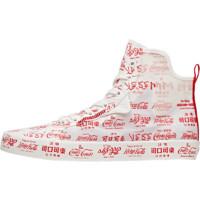 ANTA 安踏 男士运动帆布鞋 112028656-233808 红色/白色 42