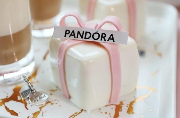 常州万豪酒店行政酒廊 潘多拉联名主题定制双人下午茶 +凑单品