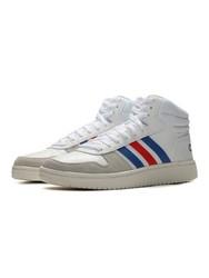 adidas阿迪达斯NEO男鞋运动鞋休闲鞋高帮板鞋EE7382