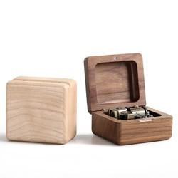 初心 木质相框八音盒 *6件