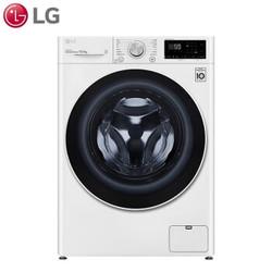 LG FLX10N4W 10.5公斤 滚筒洗衣机 +凑单品