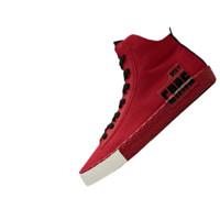 ANTA 安踏 男士运动帆布鞋 11948650-4 体育红/安踏白